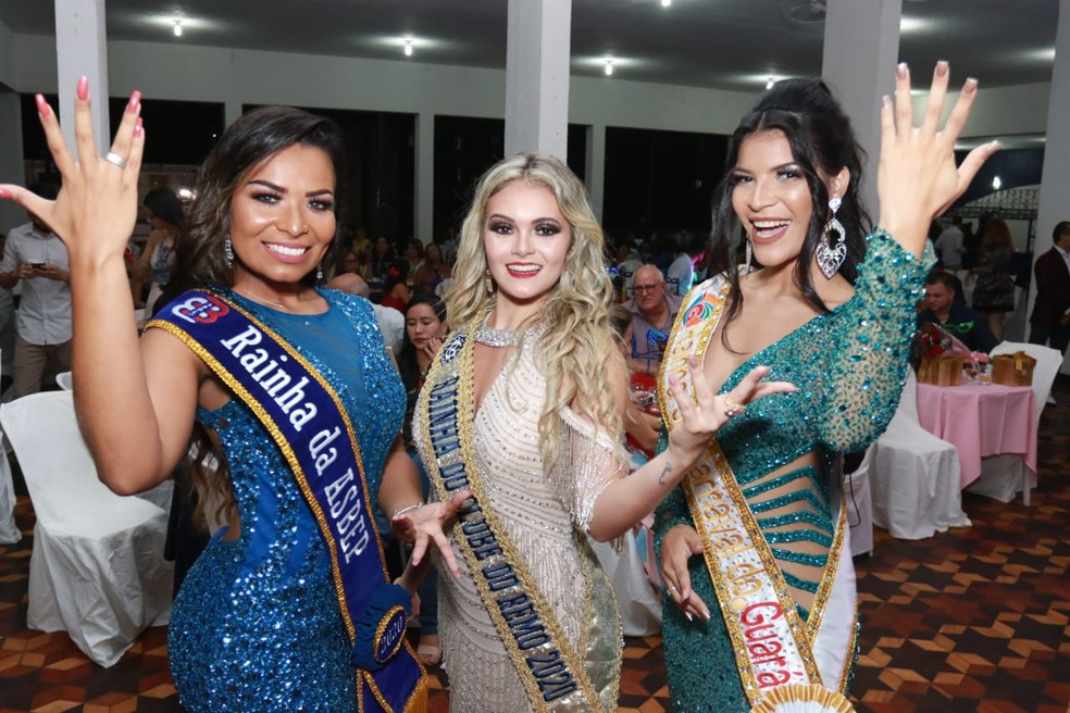 Foto de Asbep, Guará Park e Remo apresentam candidatas ao Rainha da Rainhas 2020