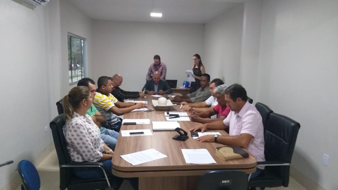 Foto de Xinguara: Vereadores aprovam projetos em sessão extraordinária