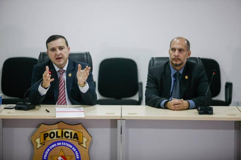 Foto de Polícia Civil deflagra operação 'Pilsen Premium' na sede da Cerpasa