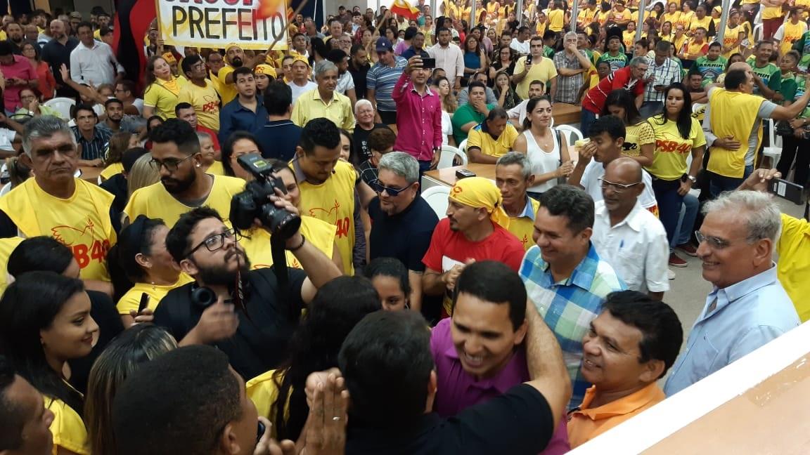 Foto de Deputado Cássio Andrade lança pré-candidatura a prefeito de Belém