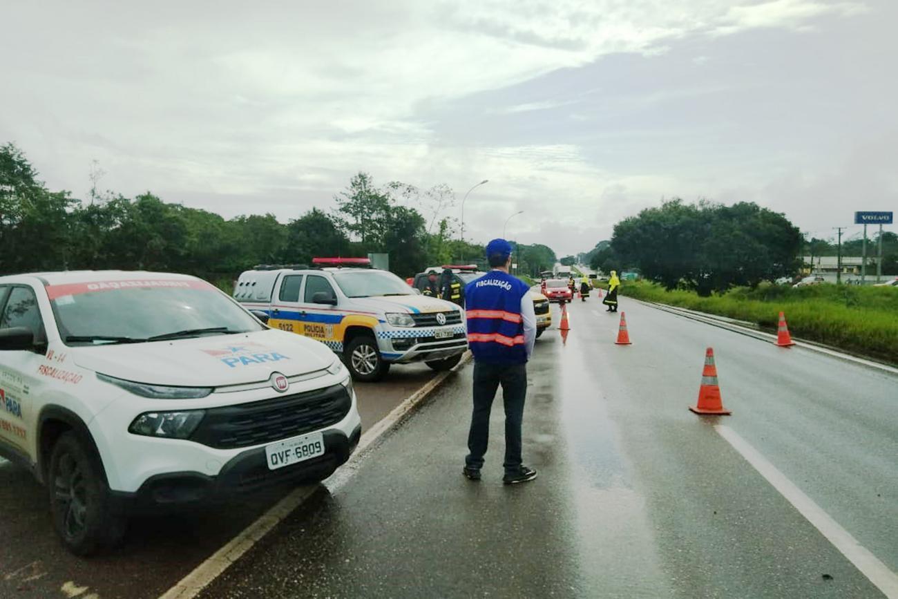 Photo of Saída para viagens intermunicipais estão proibidas no feriado de Tiradentes