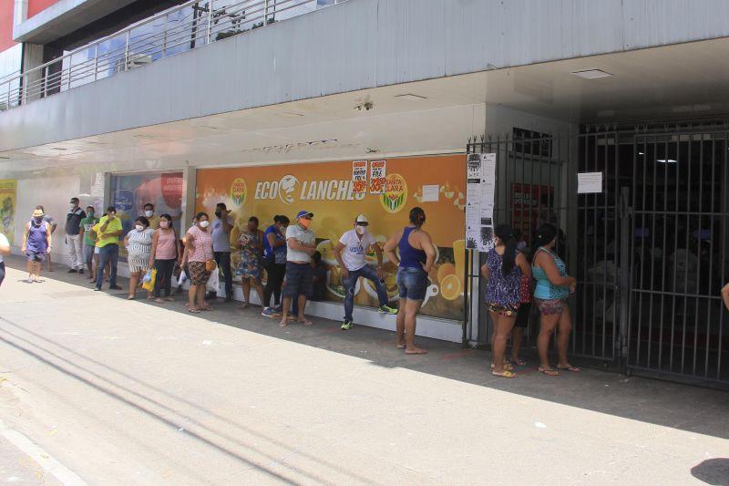 Foto de Pará atinge 3º lugar no ranking de isolamento social no 2º dia de lockdown