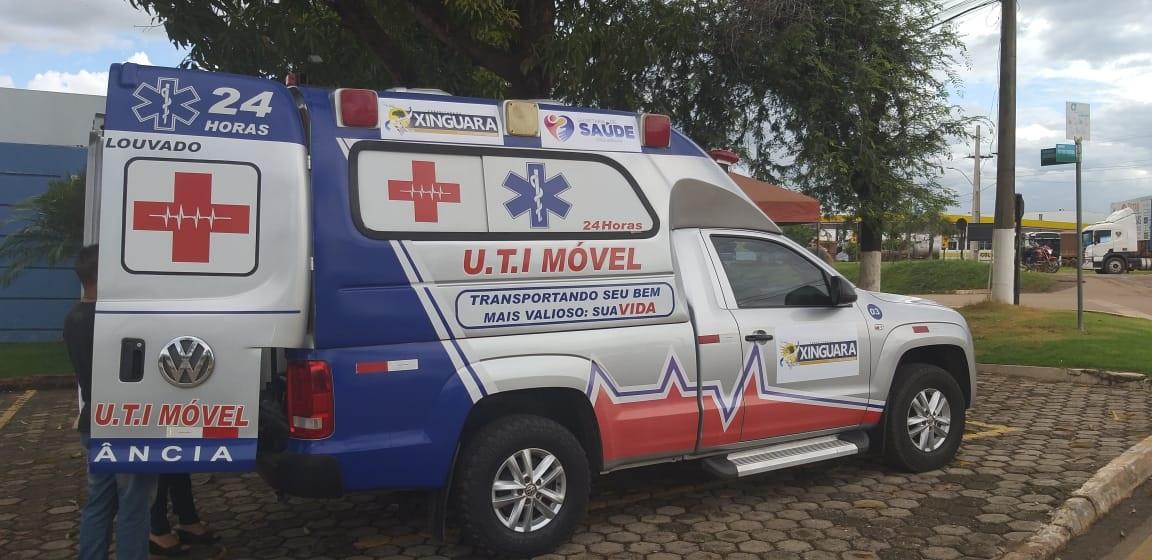 Foto de Xinguara recebe uma Unidade de Terapia Intensiva Móvel para atender paciente da COVID-19