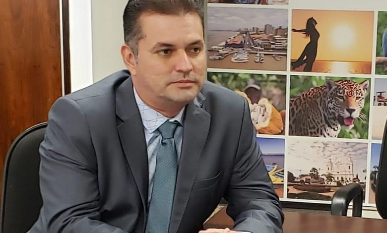 Raphael Antônio, ex-secretário municipal de Saúde de Tucumã