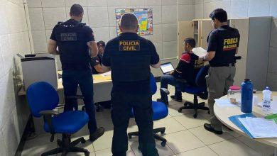 Foto de Polícia Civil e setor de Inteligência do Detran prendem servidores suspeitos de fraude
