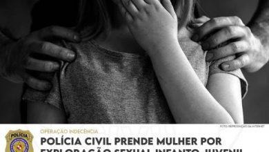 Foto de Polícia Civil prende mulher por exploração sexual infantojuvenil em Xinguara, no Pará