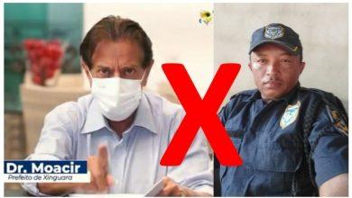 Foto de MORDAÇA: Servidor Público da prefeitura de Xinguara é proibido de manifestar opinião que faça referência à gestão do prefeito Dr. Moacir e aos seus secretários