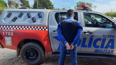 Foto de Assaltante foi preso após fazer vários reféns dentro da agência do Banco Bradesco de Xinguara