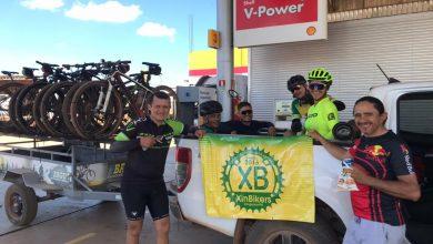 Foto de Ciclistas se preparam para o pedal 300TÃO de Xinguara